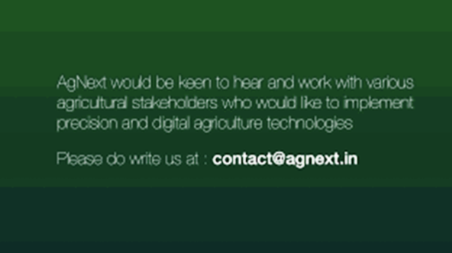 Ag Next: Agri-Food Sensing Solutions Funded Second time by