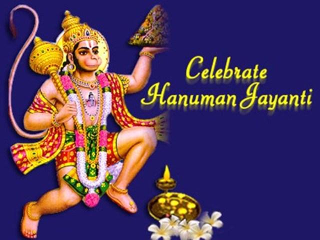 Hanumaan Jayanti- A Big day for Shani affected