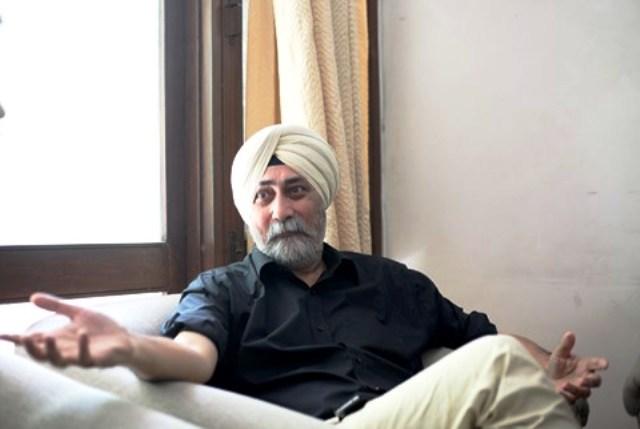 V. M. Singh