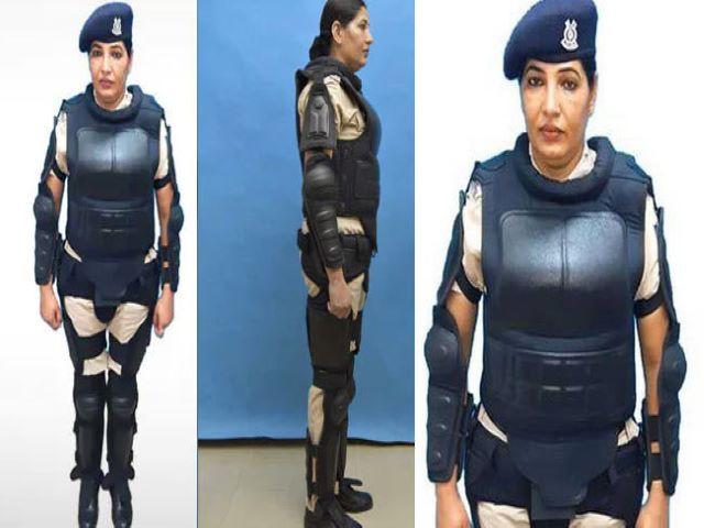 body gear