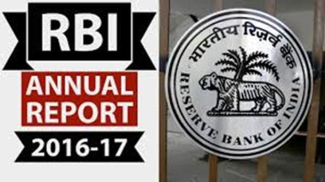 RBI Annual Report