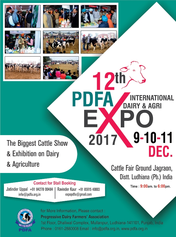 12th PDFA International Dairy & Agri Expo