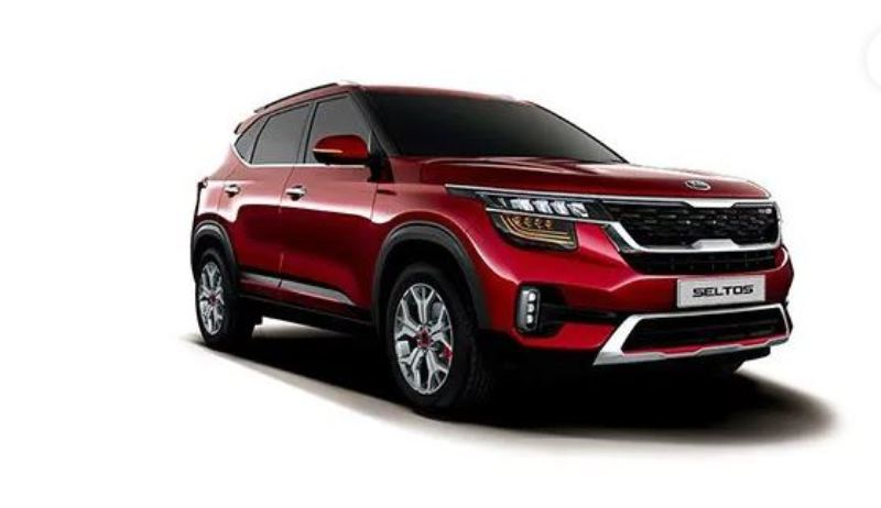 Kia seltos launched