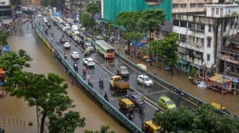 Heavy Rainfall in Madhya Pradesh, Mumbai for Next Few Days