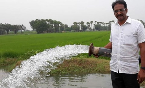 The Trendsetter of Cattle-Based Organic Farming in Andhra Pradesh
