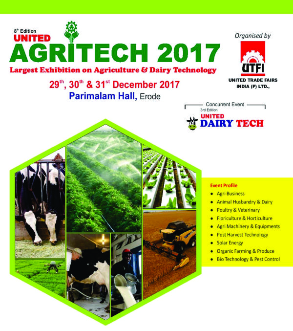8th Edition United Agri Tech 2017