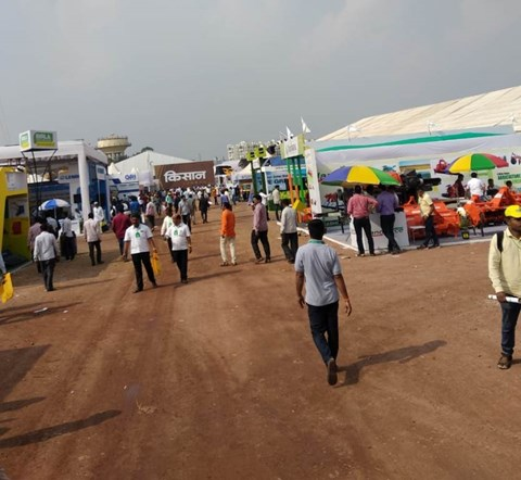 KISAN 2019 Draws Huge Crowd on the First Day