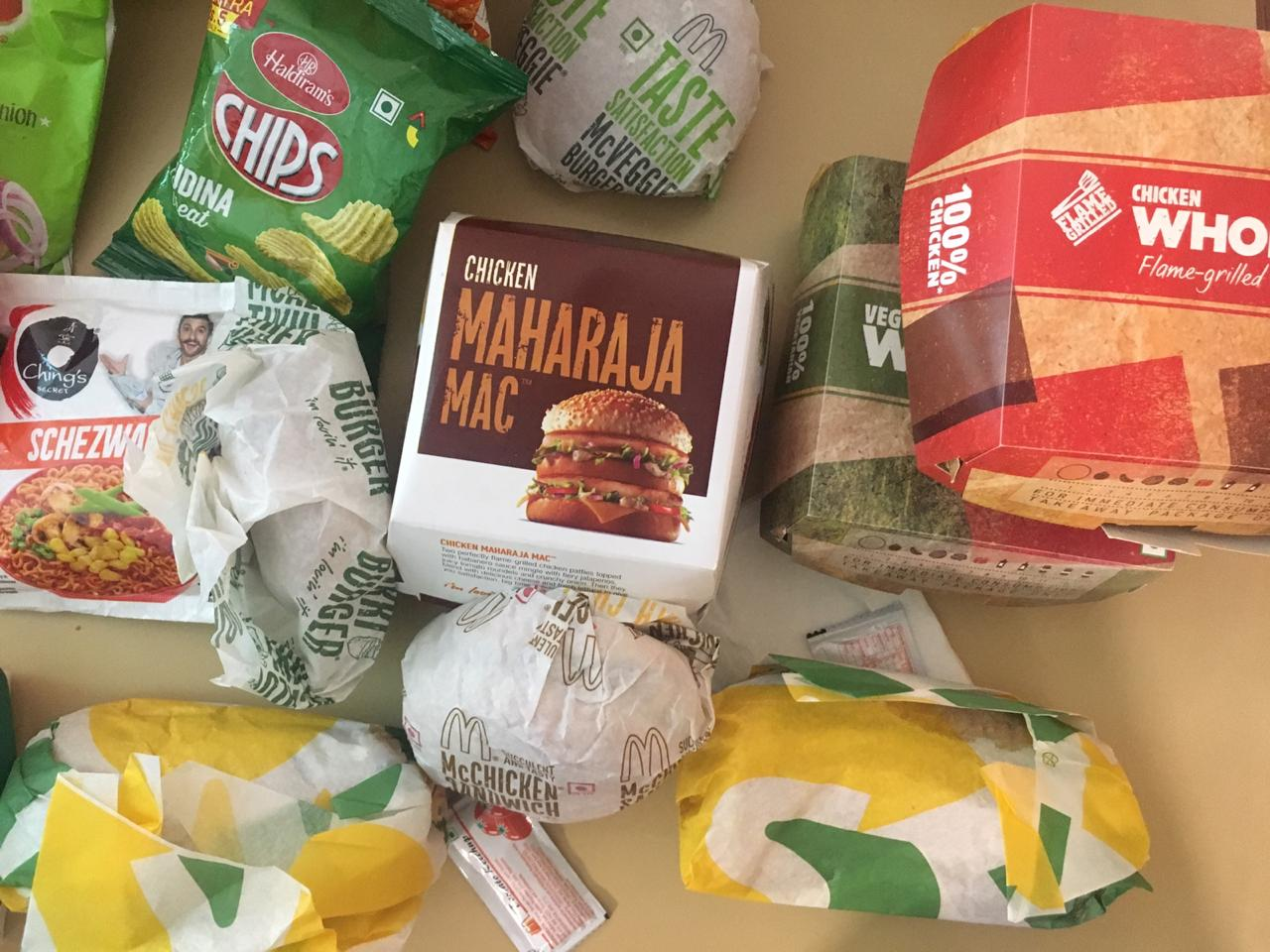 Packaged and fast foods contain dangerously high levels of salt, fat: CSE