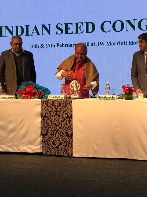 Seeds a Gateway to Prosperity: Indian Seed Congress 2020