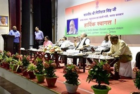 Formulate Strategies to Reduce Cost of Fish Feed by Including Locally Available Raw Materials: Giriraj Singh