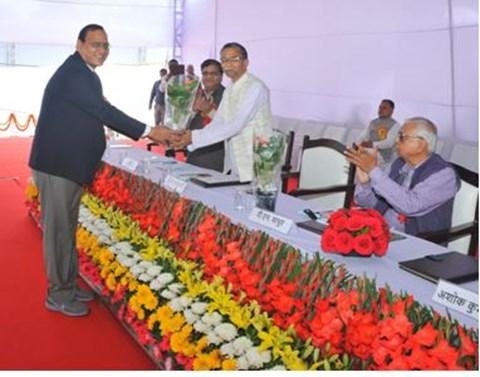 80000 Farmers across India Visit Pusa Krishi Vigyan Mela 2020
