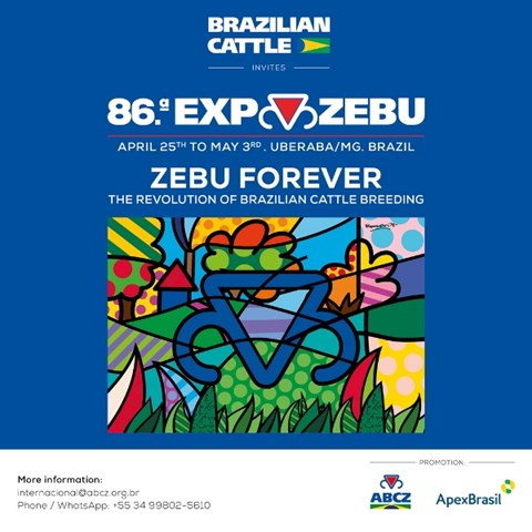 What's New about 86th ExpoZebu to be held from April 25 to 3 May 2020 in Brazil