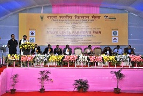 State Level Farmers' Fair-cum-Farmers'-Scientists-Interaction Held in Guwahati