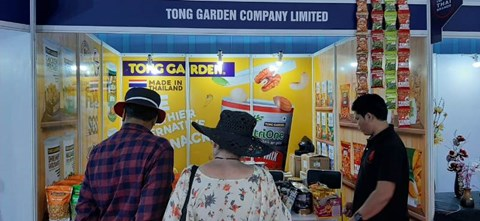 Thai Fruits, Food and Cooking Skills Attracting Visitors at Top Thai Brands 2020 Show