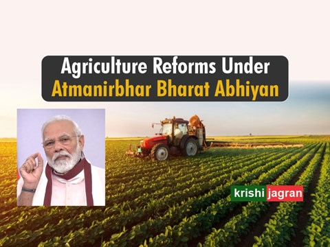 Atmanirbhar Bharat: A Consolidated List of All Agricultural Reforms Announced in the Special Economic Package