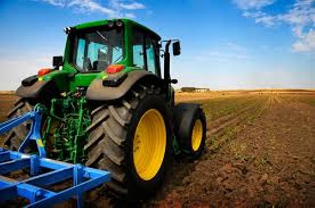Israel farming tractors