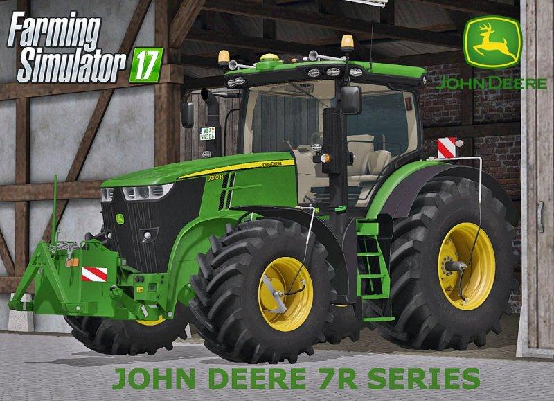 john deere 7r series tractors having new features introduced recently