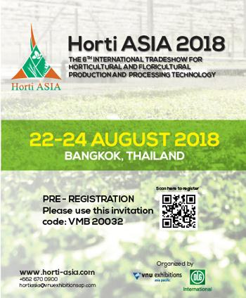 Horti Asia 2018