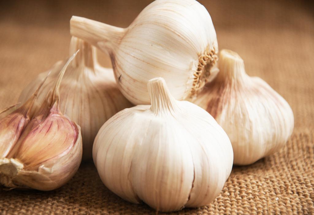 Garlic- Health benefits