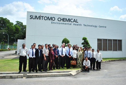 Excel Crop Care merges with Sumitomo Chemicals