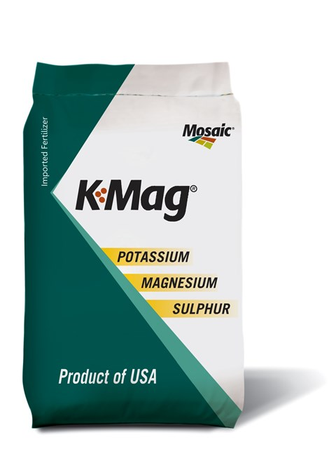 Mosaic India introduced naturally occurring fertiliser, KMag