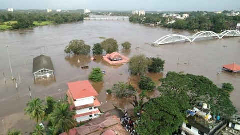 Drowning Kerala needs your hand to lift them up from the massacre