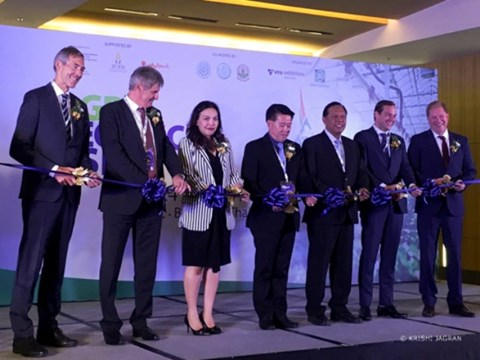 Agri Leaders from the globe united in Bangkok