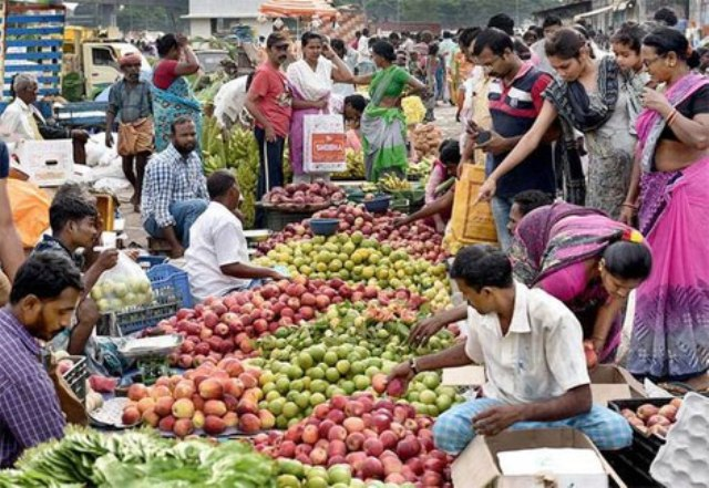 vegetable prices crash at koyambedu market