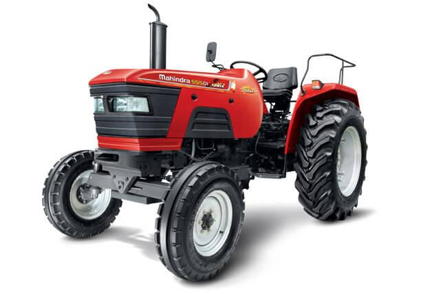 Top 7 Tractor Brands in India