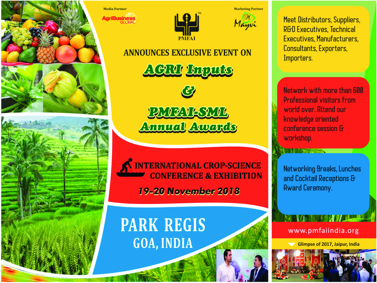 The International Crop-Science Conference & Exhibition (ICSCE)