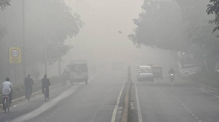 City records worst air quality as haze sets in