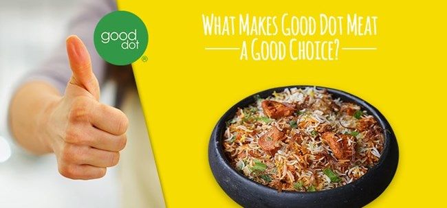GoodDot plant-based meat, a new trend in the Indian food industry